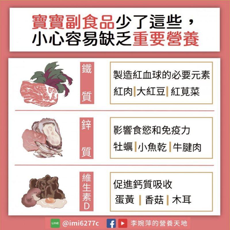 嬰兒副食品